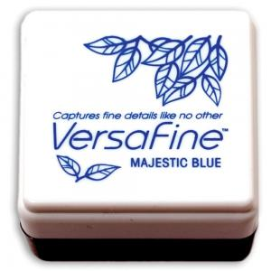 Чернильная подушечка VersaFine Pigment Mini Ink Pad Majestic Blue