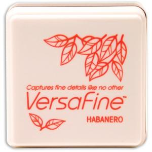 Чернильная подушечка VersaFine Pigment Mini Ink Pad Habanero