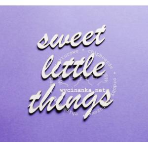 Чипборд `sweet little things`