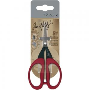 Ножницы Tim Holtz Non-Stick Micro Serrated Mini Snips 5`
